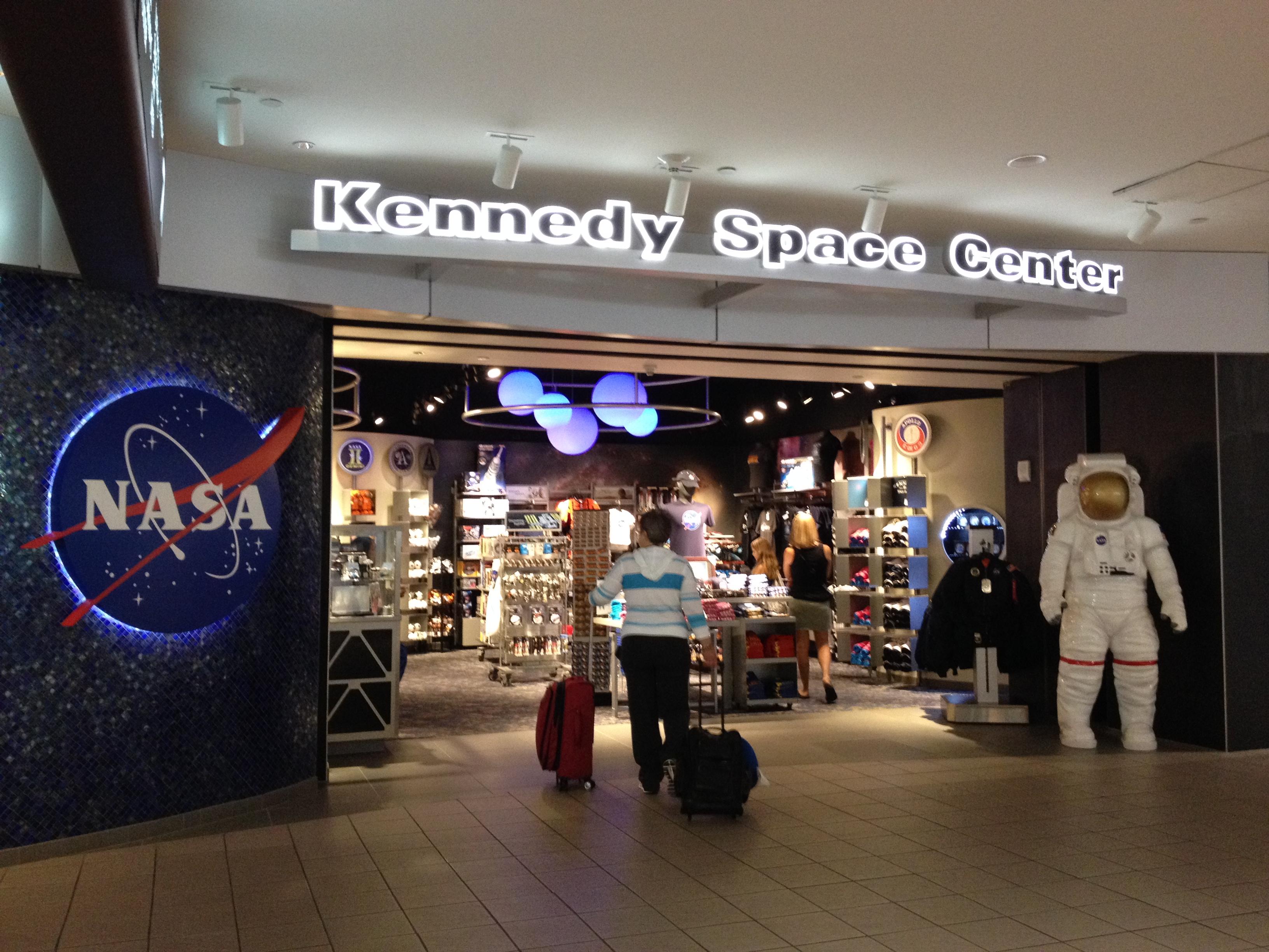 nasa merchandise store - photo #14